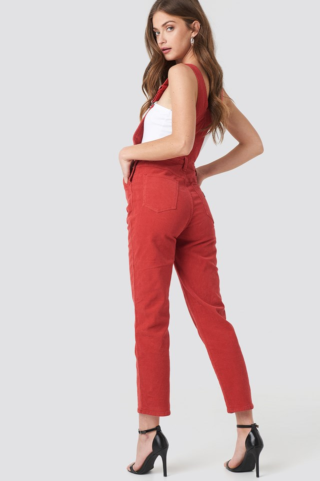 A 94 Slim Overall Cherry
