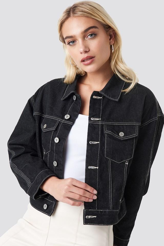 A Bonnie Denim Jacket Mary J