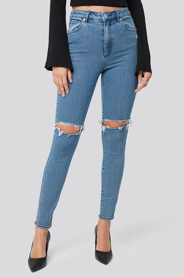 A High Skinny Ankle Basher Jeans Dream On