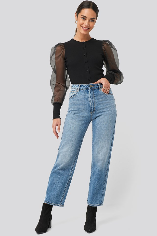 A Venice Straight Jeans Bae Town