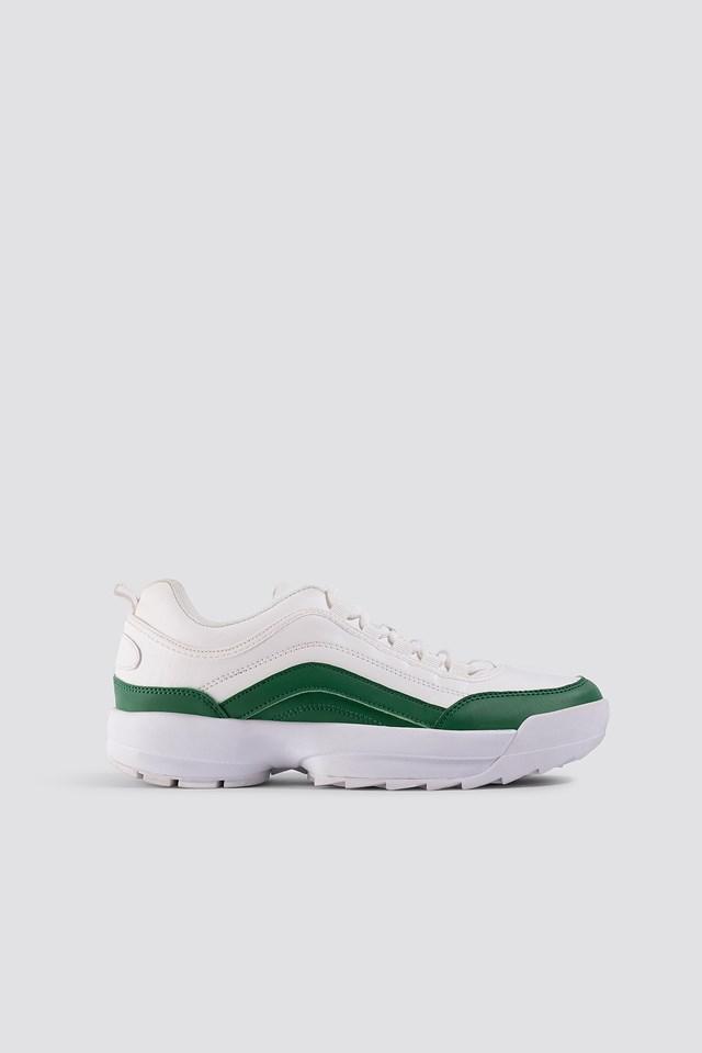 Contrast Sneaker Astrid Olsen x NA-KD