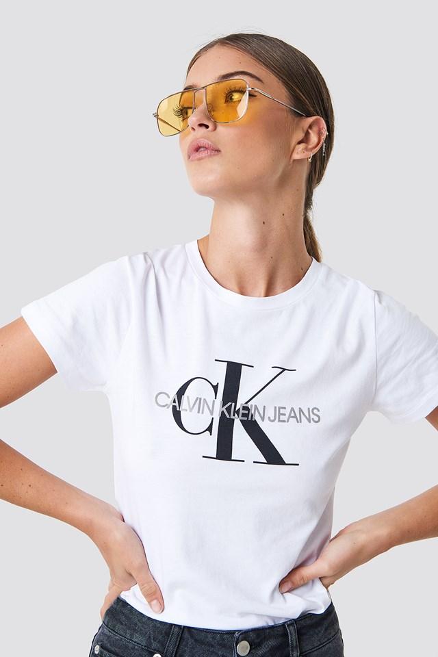 Core Monogram Logo Tee Calvin Klein