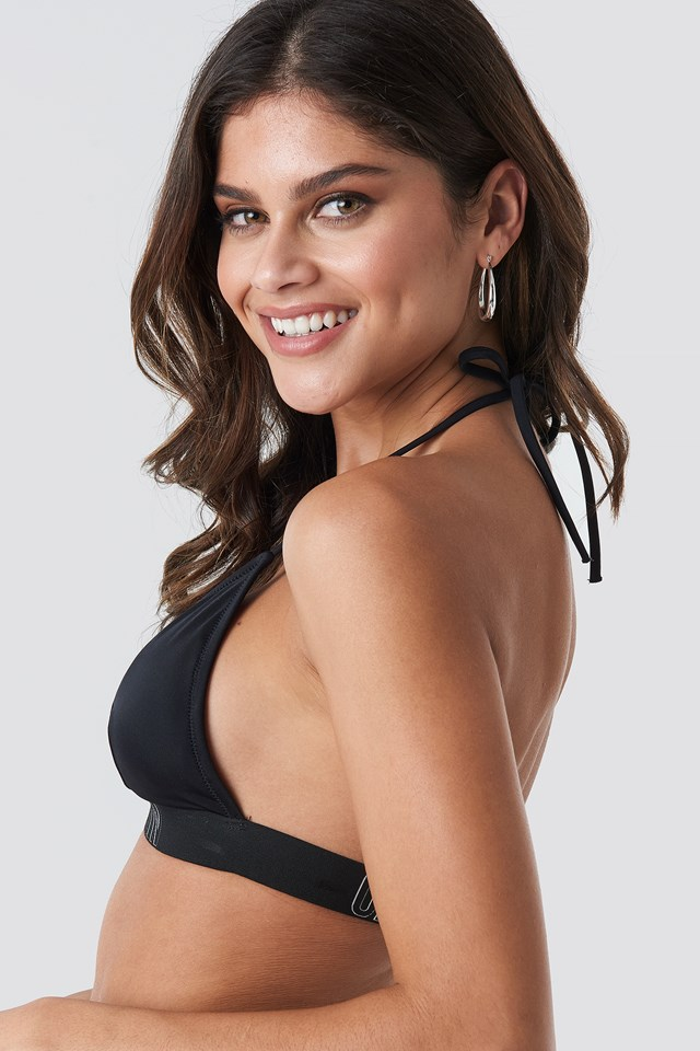 Fixed Triangle RP Top PVH Black