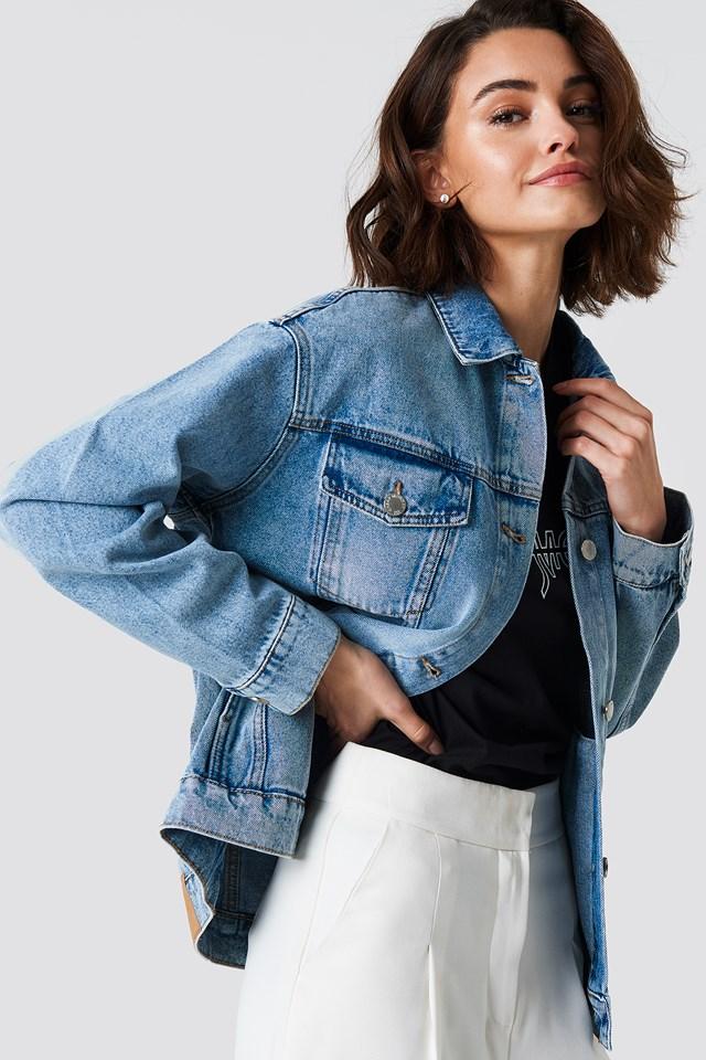 Upsize Jacket Cheap Monday