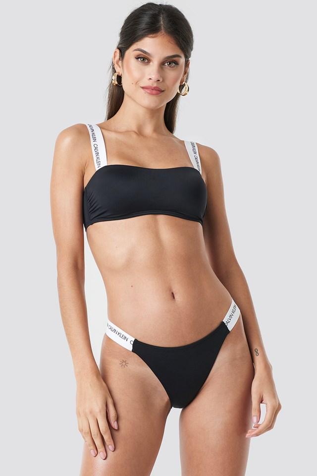 Cheeky Bikini PVH Black