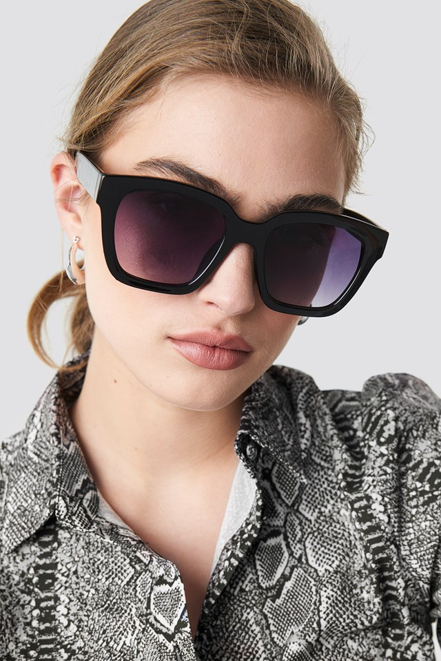 Modena Sunglasses Black