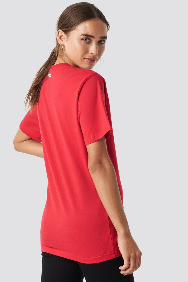 Classic Pure Tee True Red