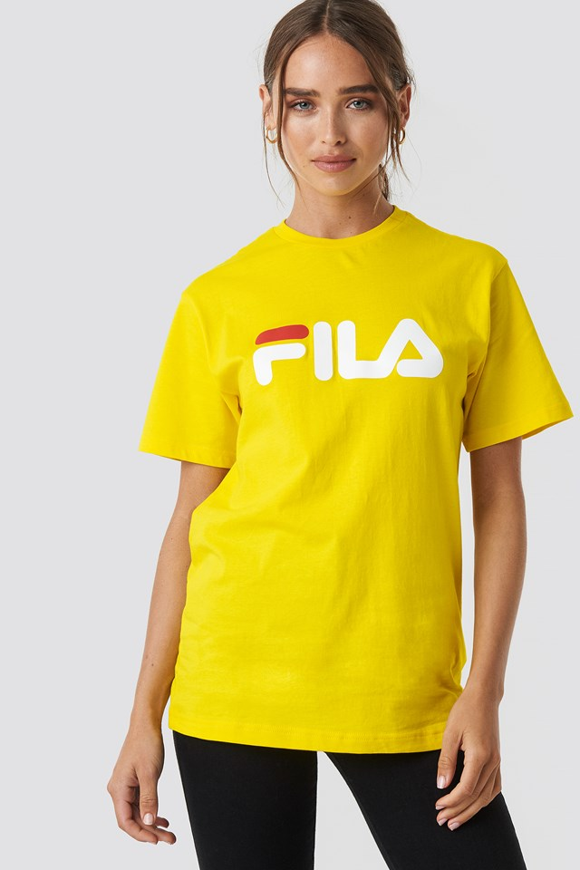 Classic Pure Tee Empire Yellow