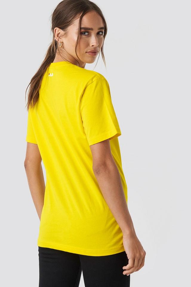 Classic Pure Tee Empire Yellow