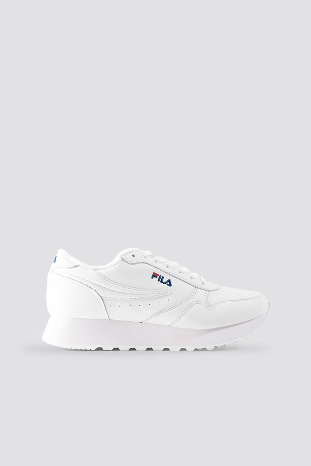 Orbit Zeppa L Wmn White