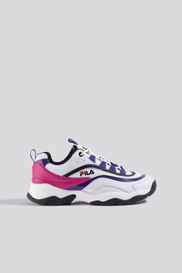 Ray CB Low Wmn Sneaker FILA