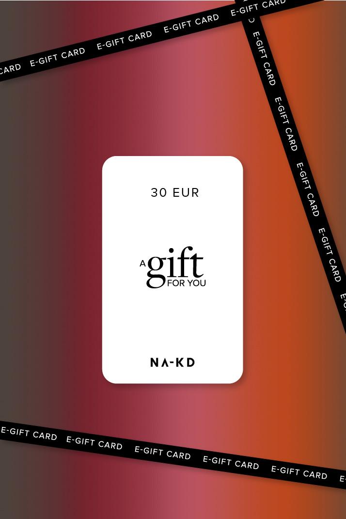 One gift. Endless fashion choices. 30 EUR
