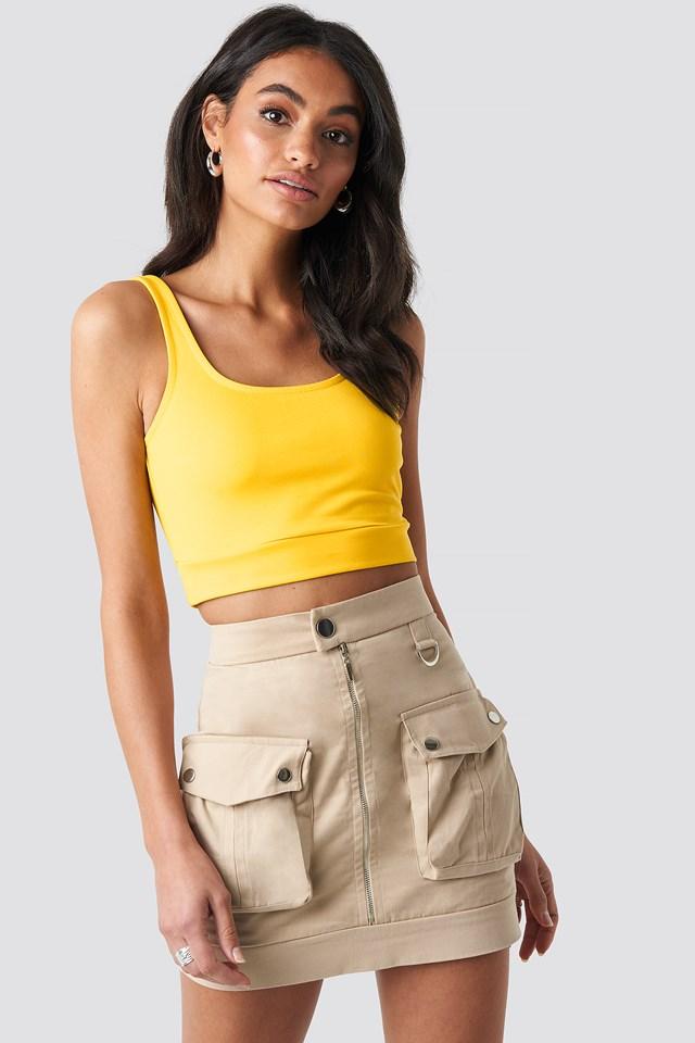 Cargo Mini Skirt Hoss x NA-KD