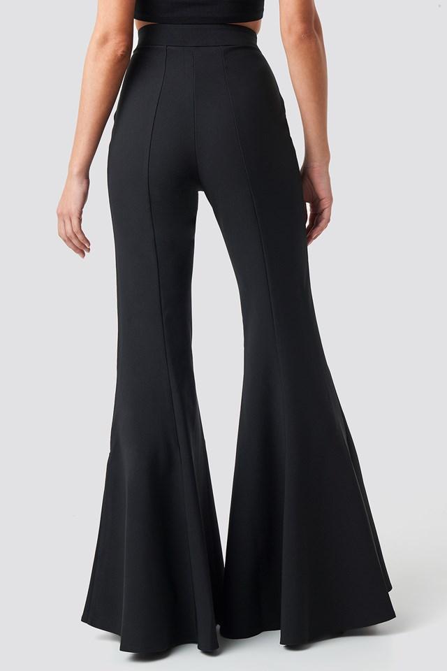 Flowy Pants Black