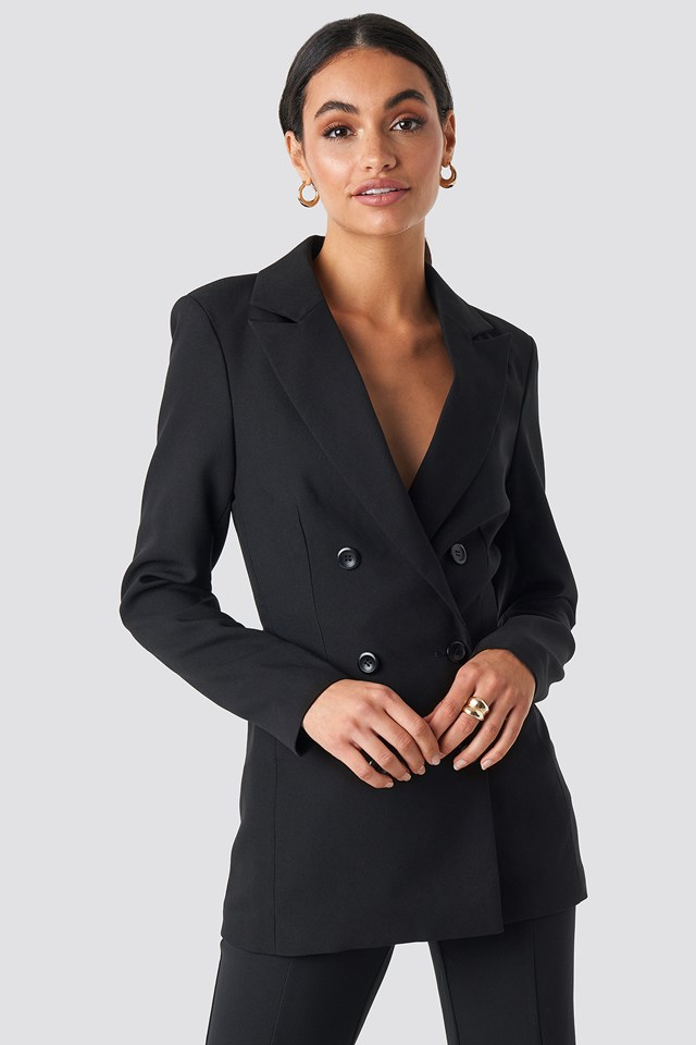 Tailored Blazer Hoss x NA-KD