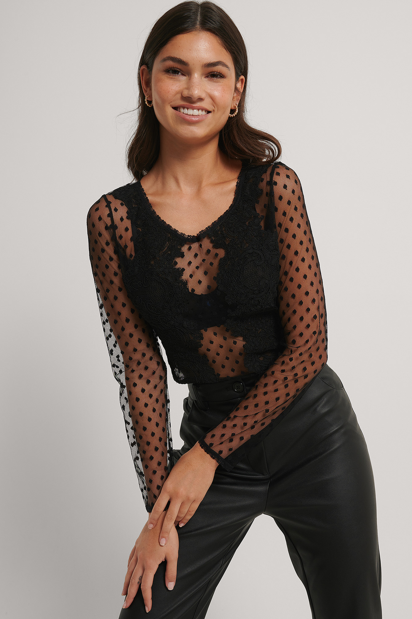 Black Covet Top