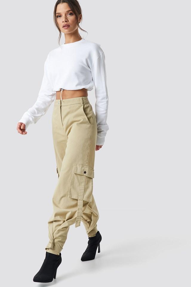 Cargo Pants Ivana Santacruz X NA-KD