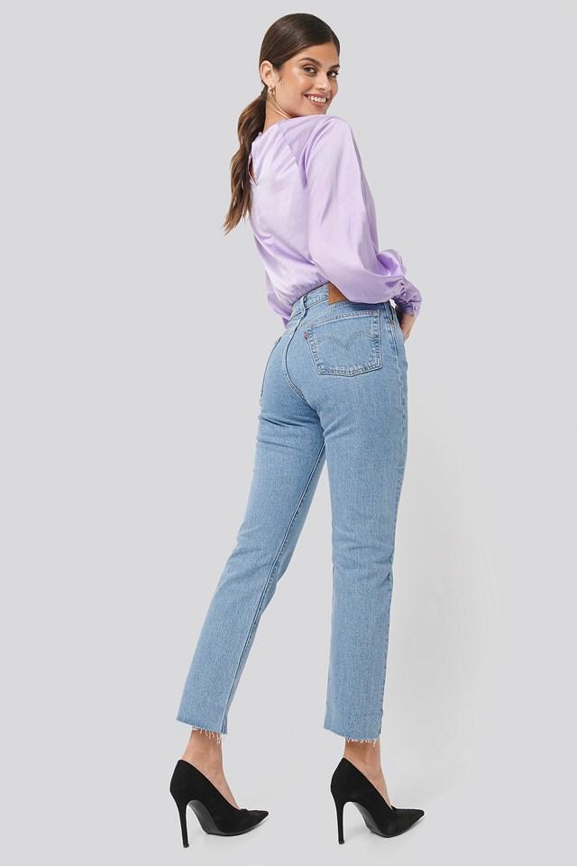 501 Crop Jeans Tango Beats