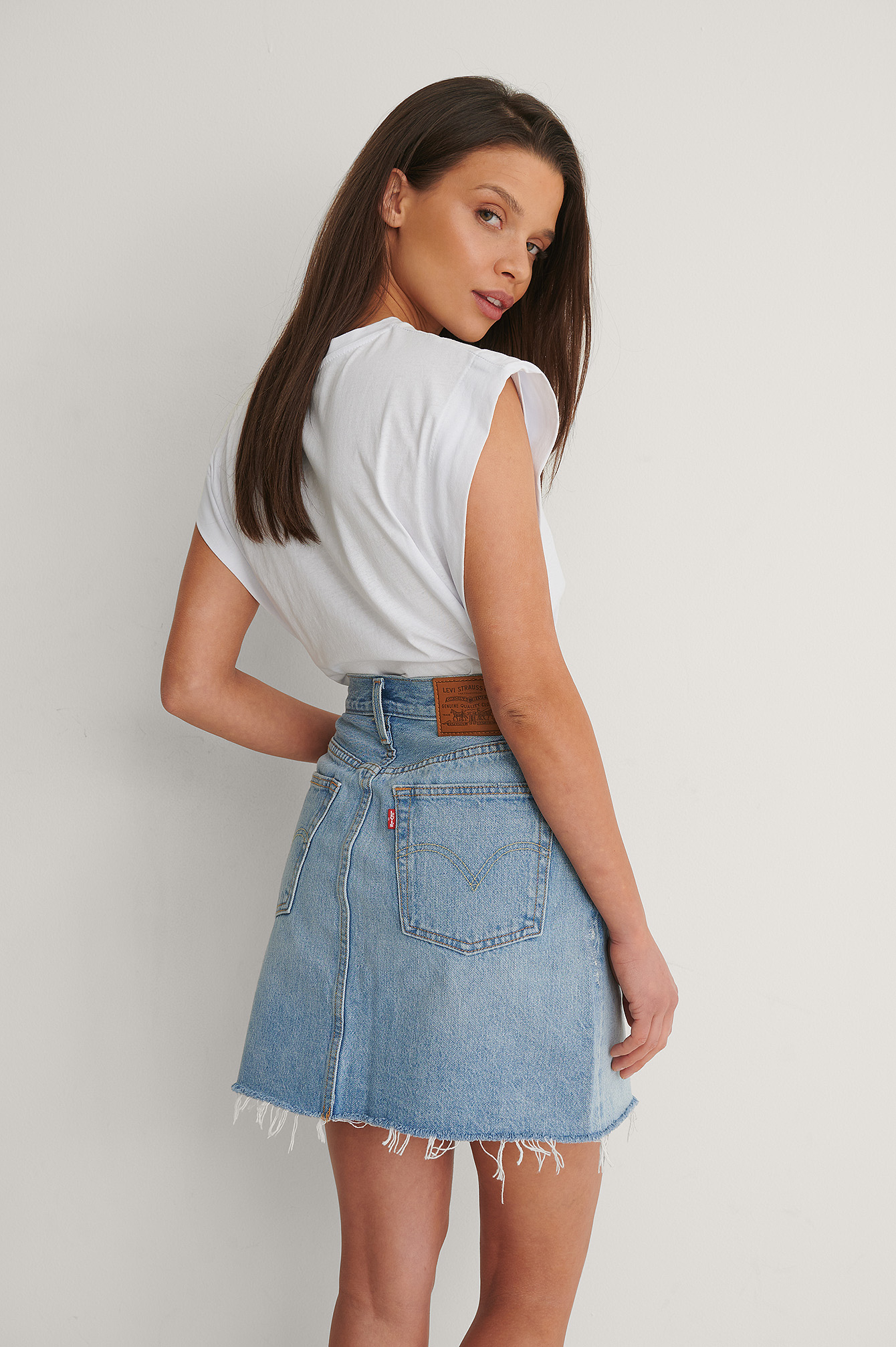 Gateway Iconic Bf Skirt