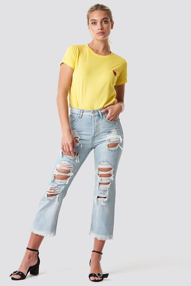 Bella Jeans Tejano Claro