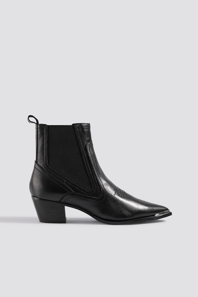 Bufalo Ankle Boots MANGO