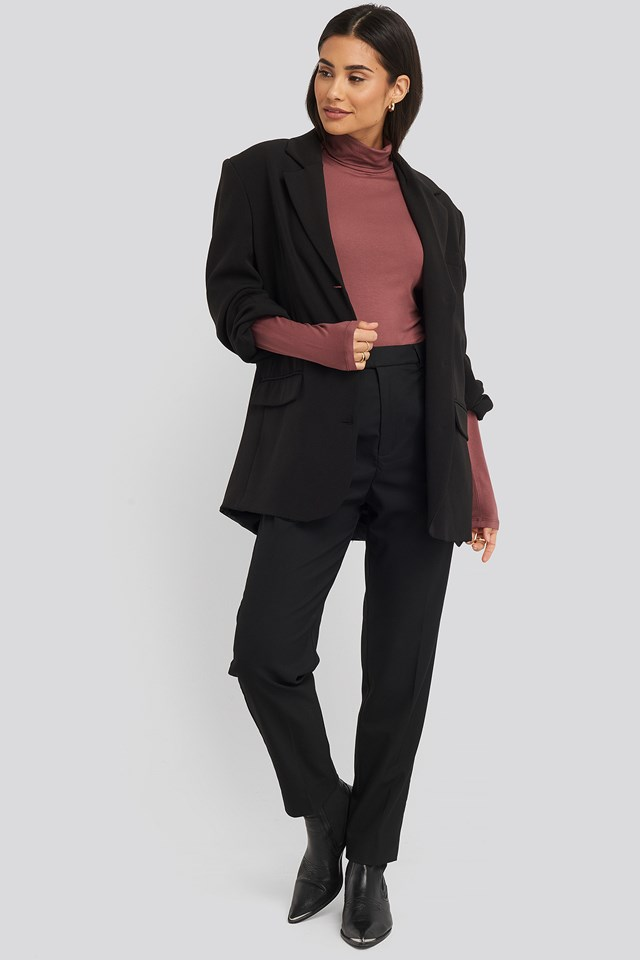 Cielo Trousers Black