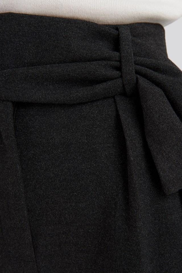 Cinto Trousers Dark Grey
