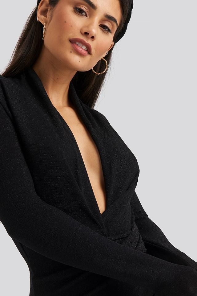 Discoves Dress Black