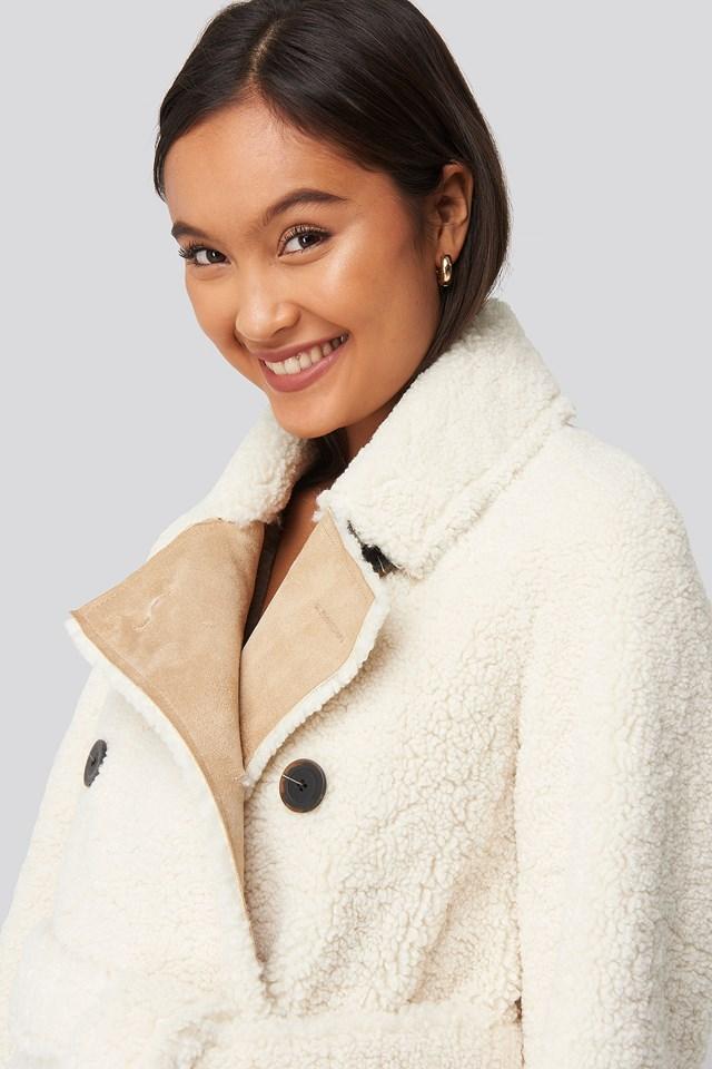 Fuzzy Coat Cream