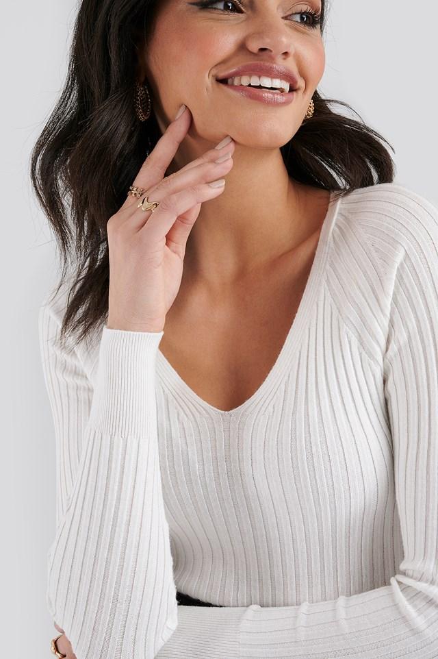 Goleta Sweater Cream