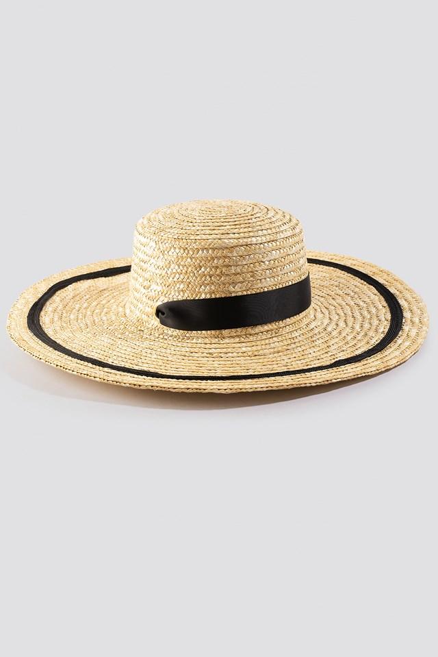 Hat Campana Sand