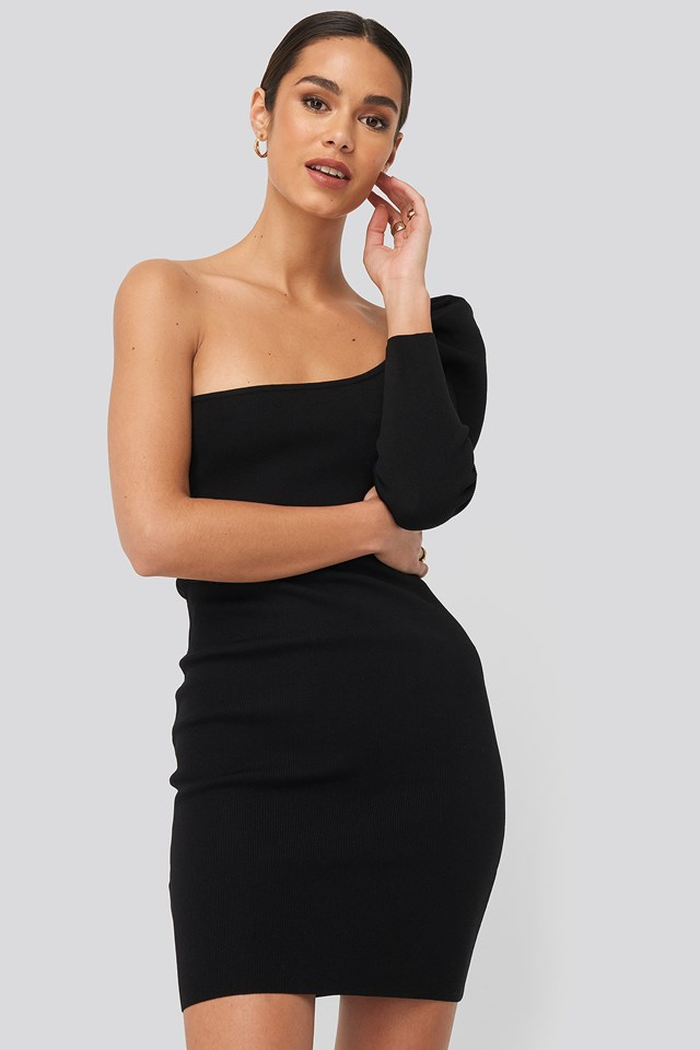 Madonna Dress Black
