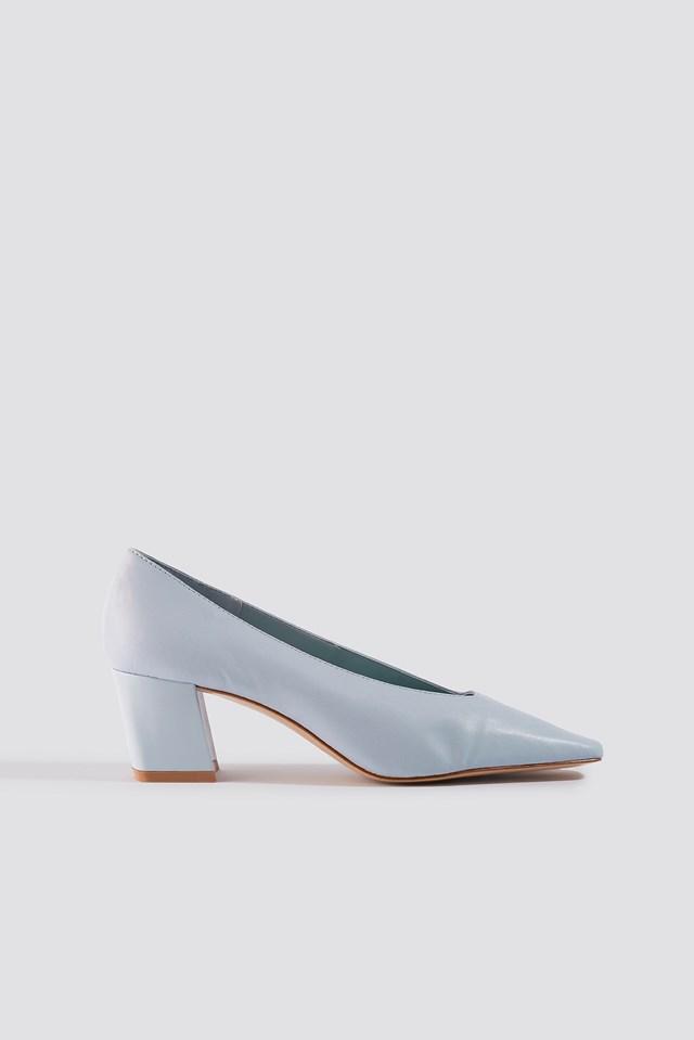 Mela Shoes Light Blue