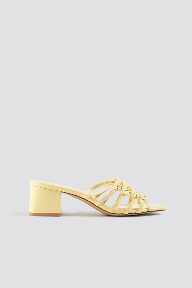 Nudito Sandals MANGO