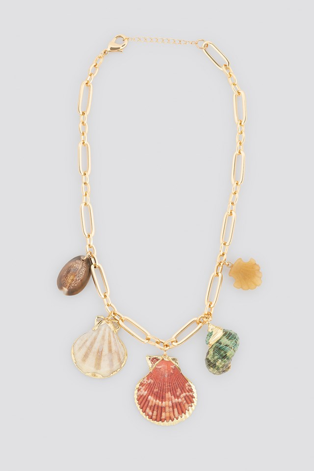 Tulum Necklace Gold