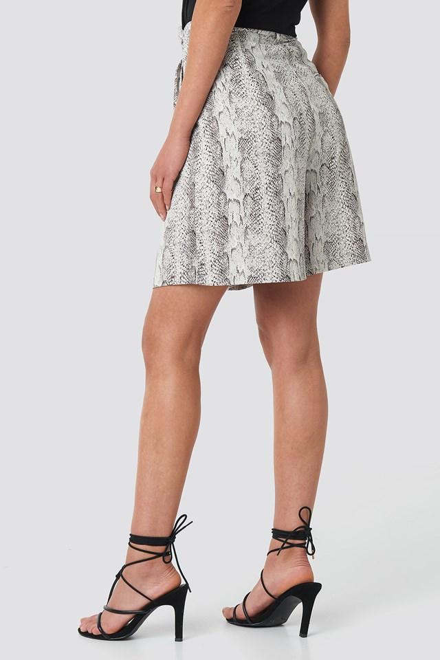 Winona Shorts Gray