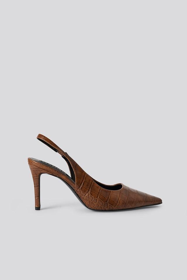 Bridge Shoes Brown