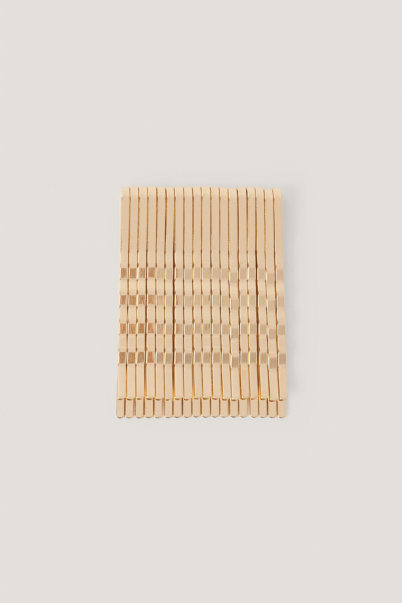Gold 18-Pack Basic Hairpins
