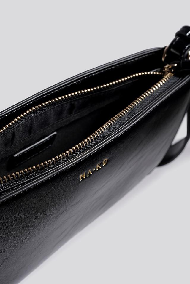 Baguette Bag gloss black