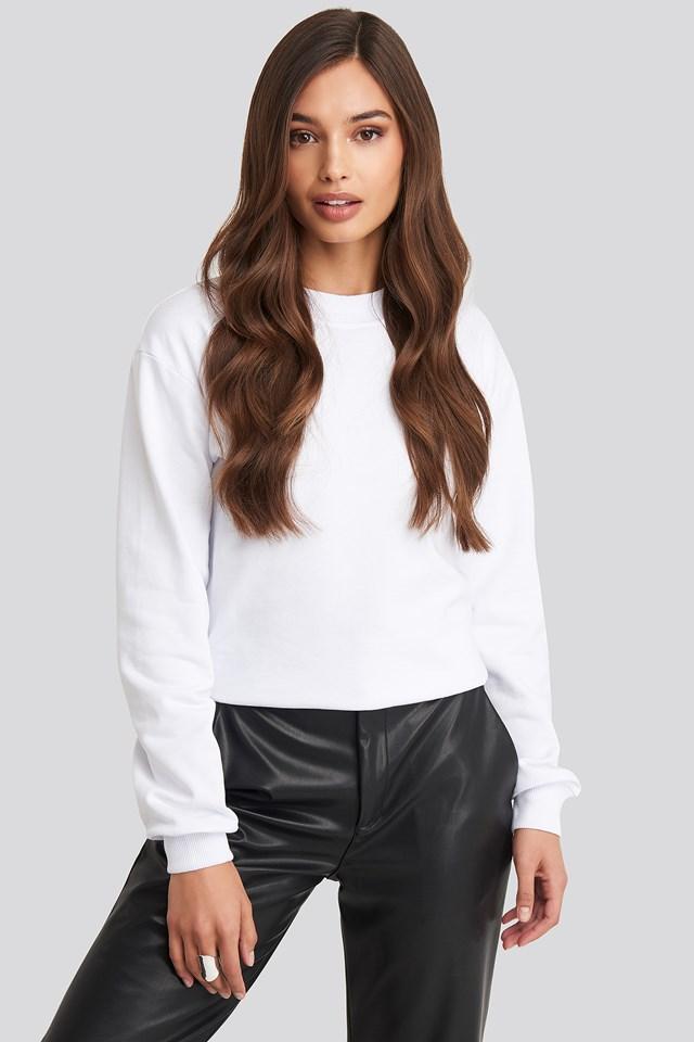 Basic Sweater White