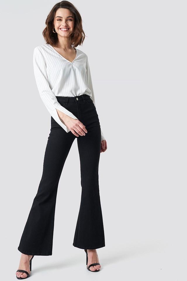 Bootcut Jeans NA-KD