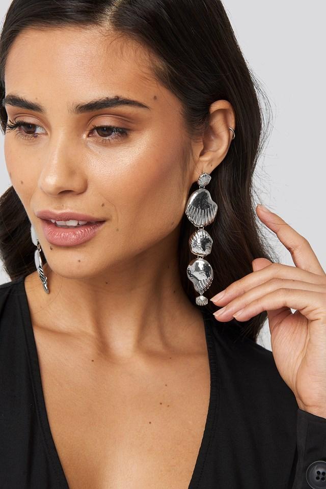 Denmark Earrings Silver