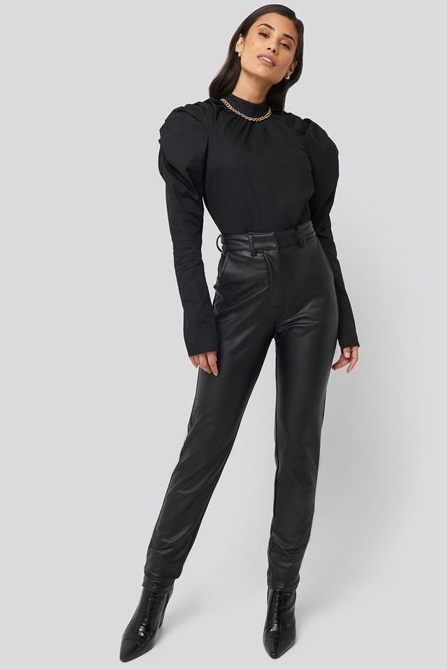 New York Blouse Black