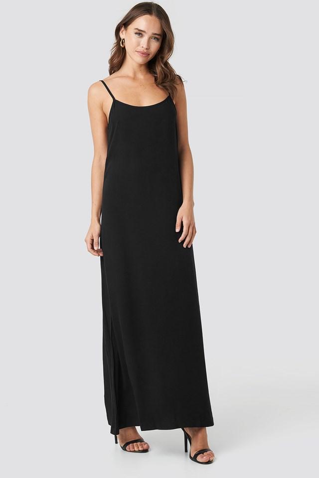 Cami Maxi Dress Black