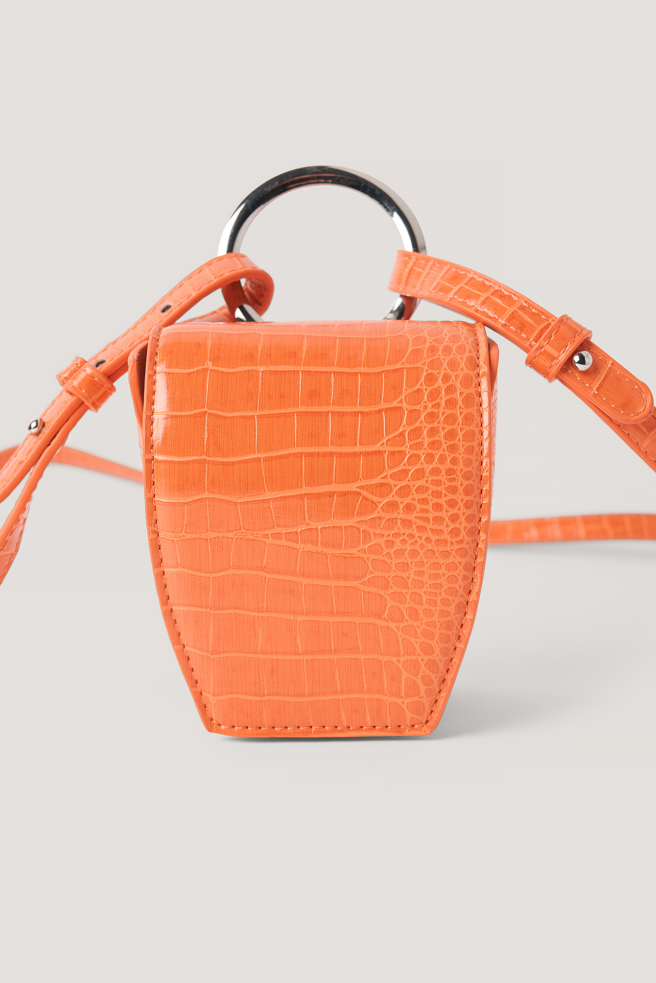 Burnt Orange Mini Bag