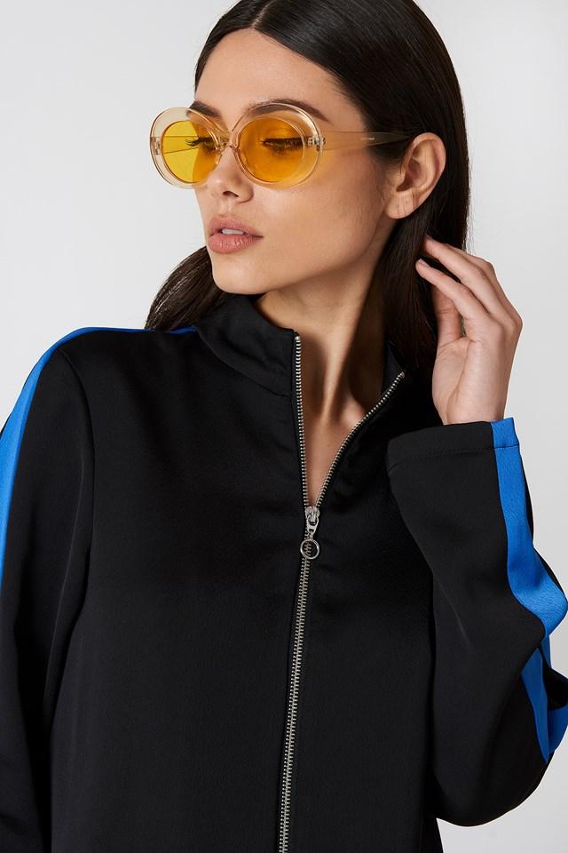 Oval Sunglasses NA-KD Accessories