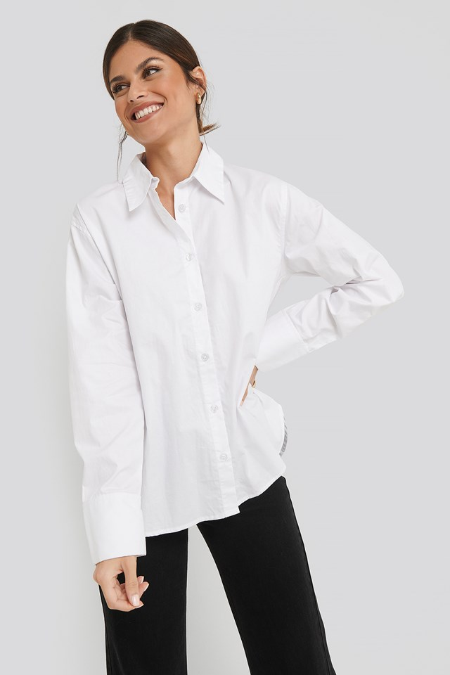 Oversized Shirt NA-KD Classic