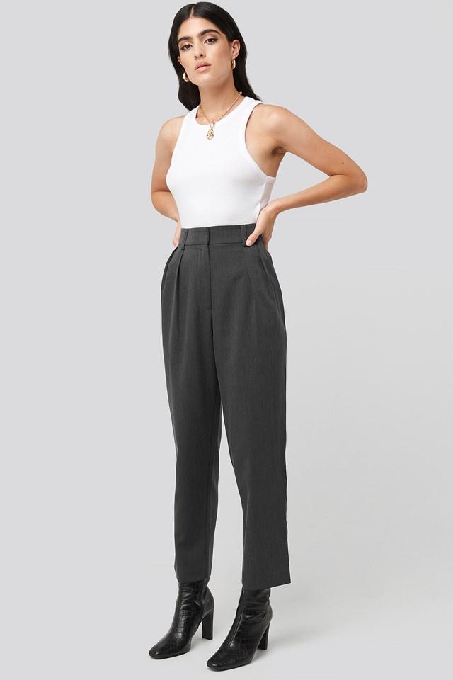 Oversized Suit Pants NA-KD Classic