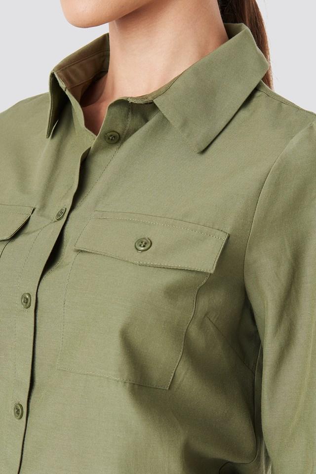 Safari Shirt Green