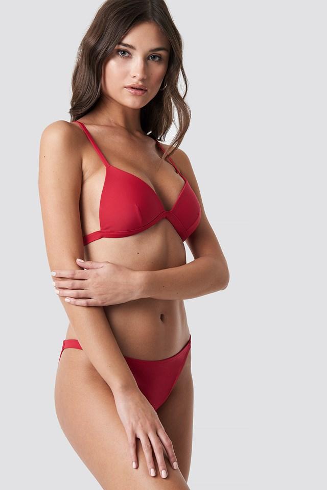 Side Strap Bikini Panty NA-KD Swimwear